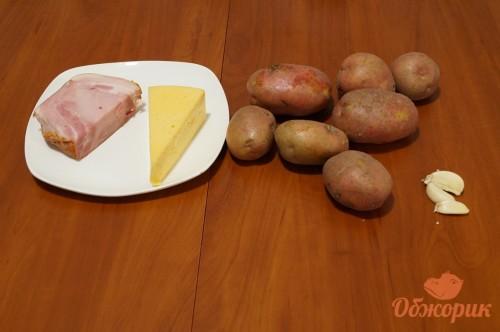 Приготовление картошки-гармошки