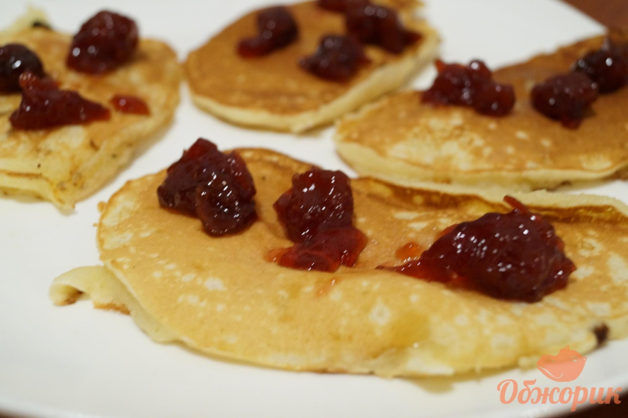 Пошаговый фото рецепт приготовления панкейков