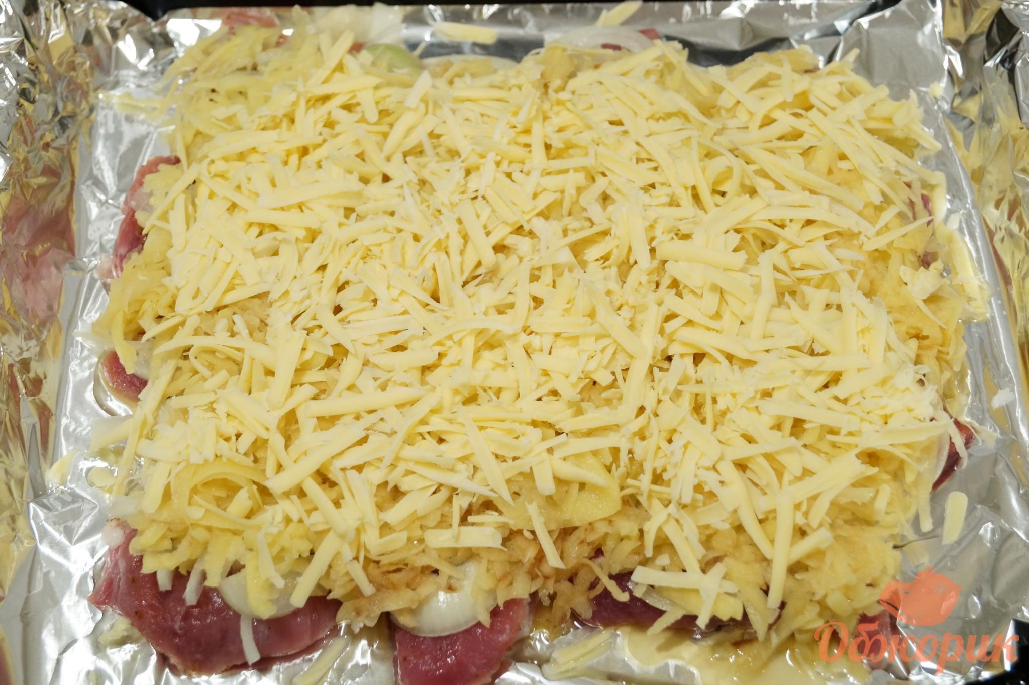 картошка с мясом приготовить