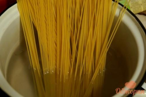 Приготовление пасты Болоньезе