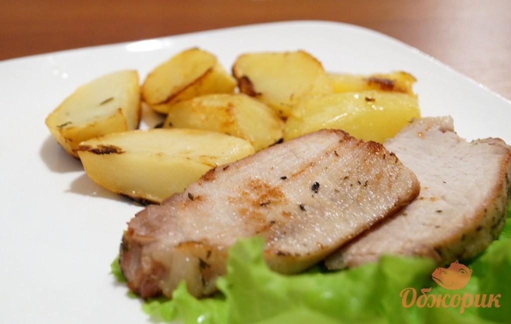 мясо буженина в духовке рецепт с фото