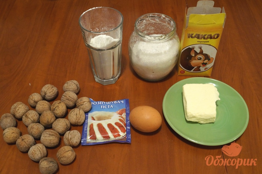 Печенье как готовить