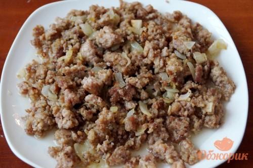 Приготовление картофельных зраз с мясом