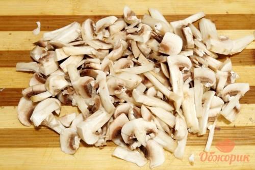 Приготовление картофельных зраз с грибами