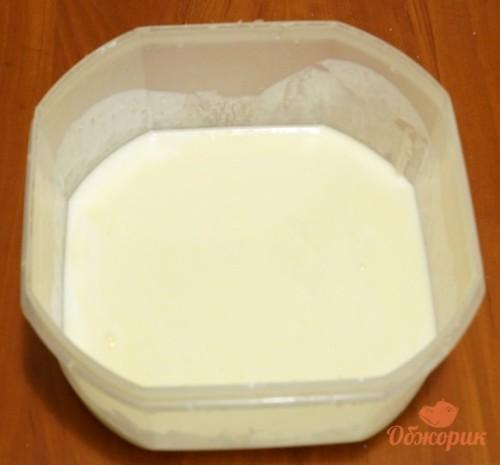 Приготовление сырных лепешек с ветчиной