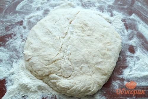 Приготовление сырных лепешек с творогом
