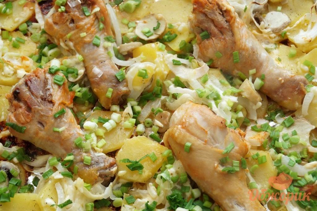 Рецепты из толчёной картошки