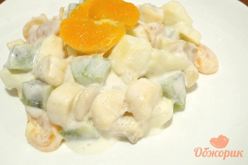 салат мимоза с грибами рецепт