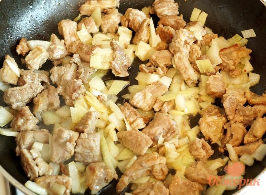 плов в духовке с мясом рецепт с фото