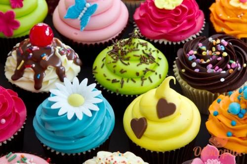 Пищевые красители в домашних условиях