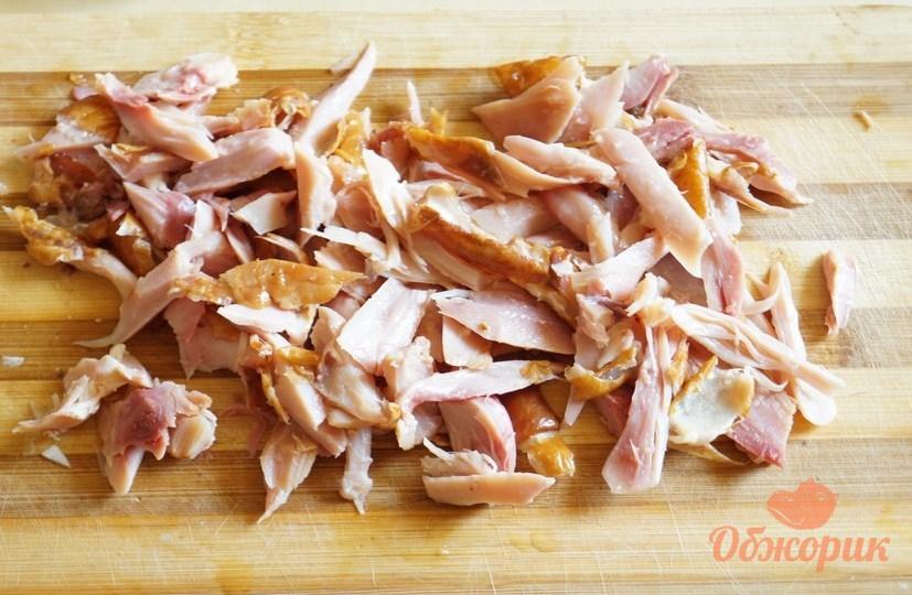 Рецепты пасты с копченой курицей