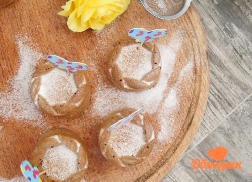Рецепт овсяных кексов