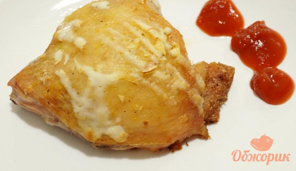 Куриные бедра рецепт