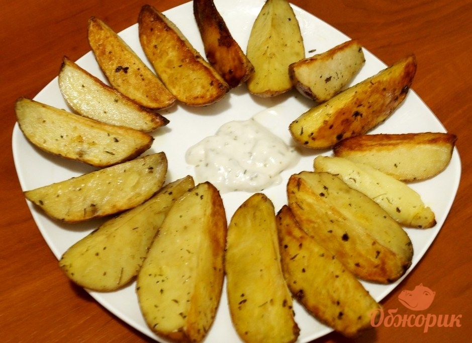 Картофель по-креольски рецепт
