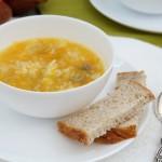 Рецепт детского супа с рисом и говядиной