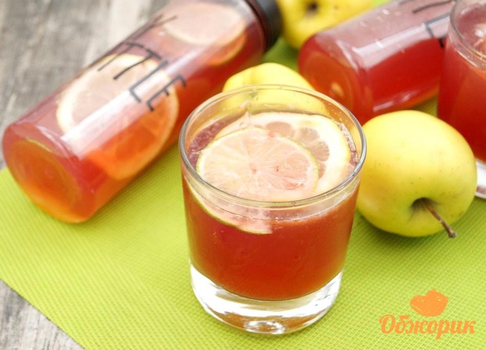 Рецепт освежающего витаминного коктейля
